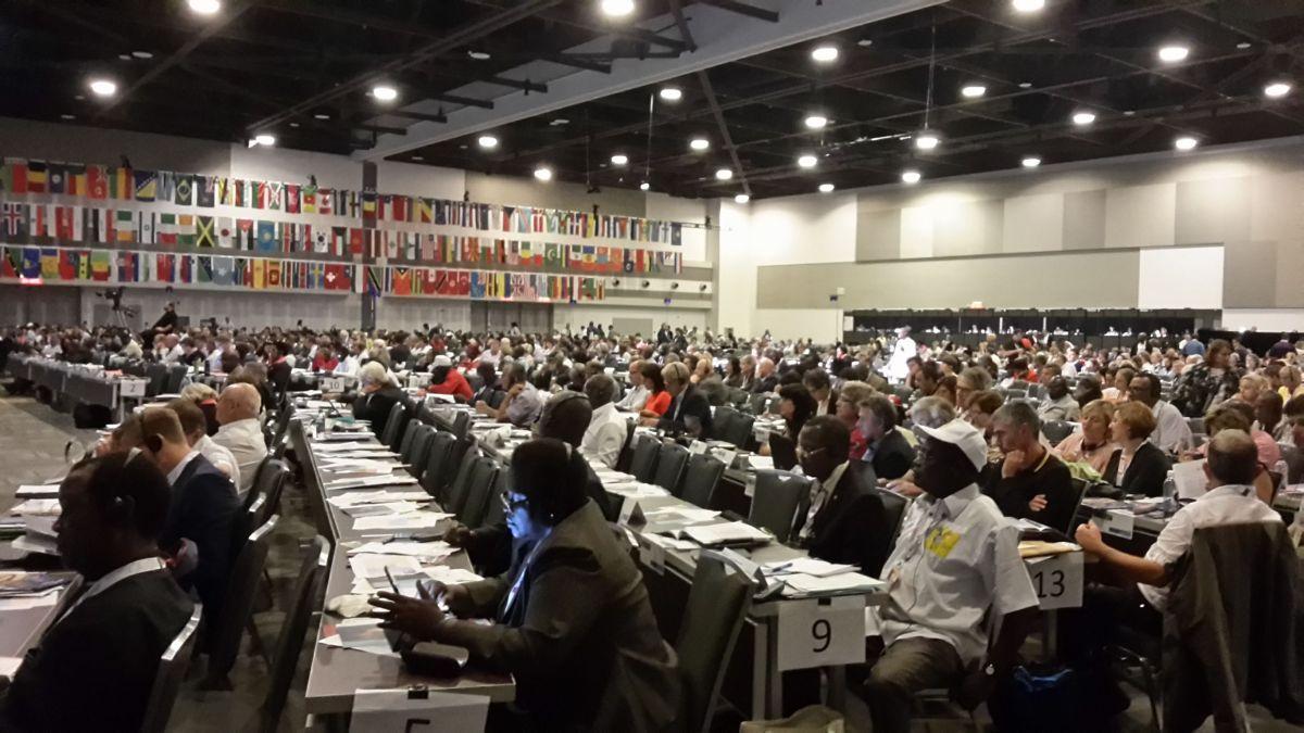 VII congresso mondiale IE-2